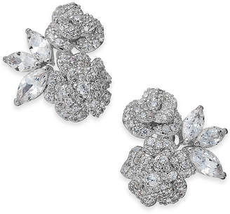 Kate Spade Crystal Flower Stud Earrings
