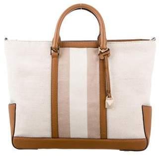 MICHAEL Michael Kors Beckett Leather-Trimmed Bag