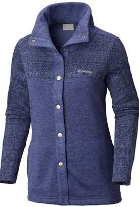 Columbia Sweater Season Coat