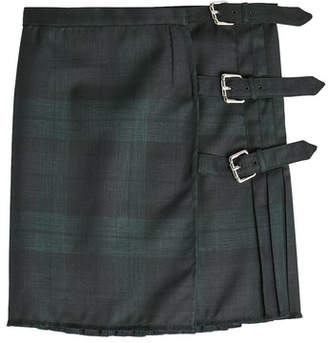 ALYX STUDIO Pleated Kilt with Buckled Straps