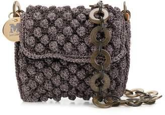 M Missoni knitted chain-strap mini-bag
