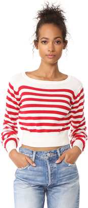 FAITHFULL THE BRAND Perry Knit Sweater $119 thestylecure.com