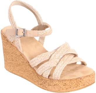NOMAD Wedge Sandals - Venice