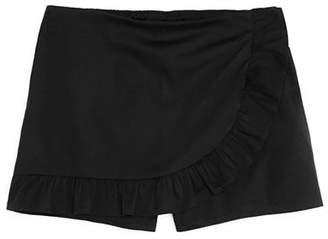 2cc527df0 Aqua Girls' Ruffled Poplin Skirt, Big Kid - 100% Exclusive