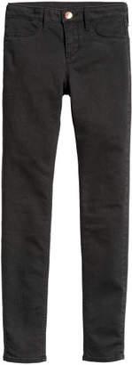 H&M Super Skinny Fit Jeans - Black