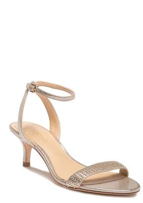 Vince Camuto Imagine Kevil Studded Kitten Heel Sandal