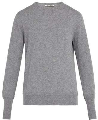 Privee Salle Salle Cesaire Cashmere Sweater - Mens - Mid Grey