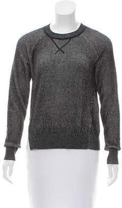 Brochu Walker Long Sleeve Crew Neck Sweater
