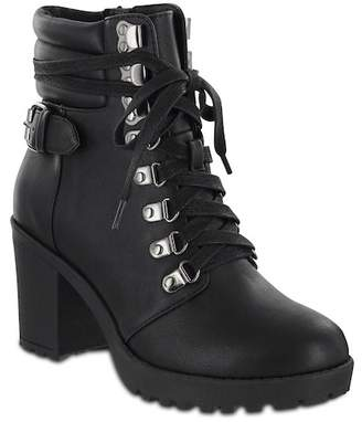 Mia Floraa Lace-Up Bootie