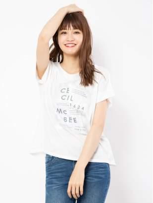 CECIL McBEE (セシル マクビー) - セシルマクビー プリントTシャツ