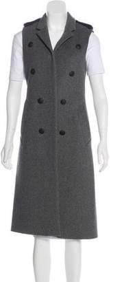 Rag & Bone Wool Tailored Vest