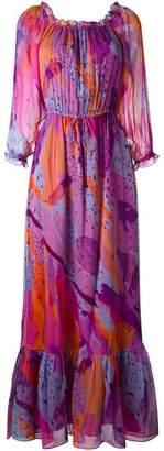 Diane von Furstenberg 'Camila' maxi dress