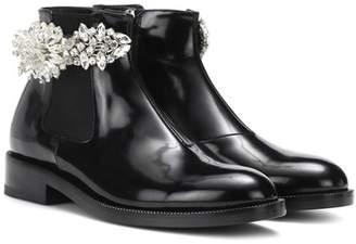Christopher Kane Embellished Chelsea boots