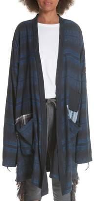 Swarovski Alchemist Crystal Western Kimono