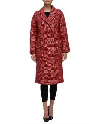Stella Jean Coat Coat Women
