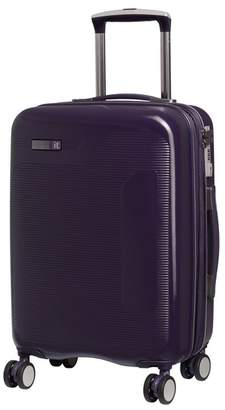 "IT Luggage 20.9\"" Signature Hardside 8 Spinner Wheel Carry-On Luggage"