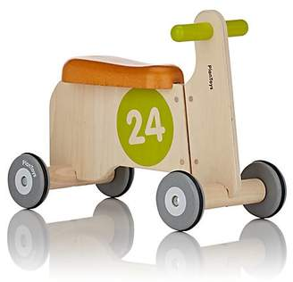 Plan Toys WOODEN BIKE RIDE-ON