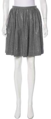 Cacharel Wool A-Line Skirt w/ Tags