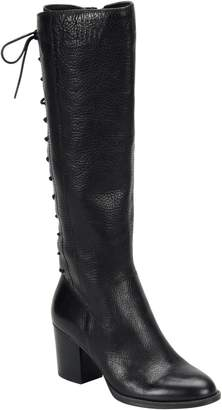 Sofft Tall Leather Riding Boots - Wheaton