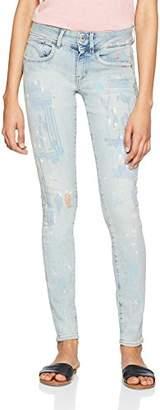 G Star Women's Lynn-b Mid Skinny Wmn Jeans,W28/L32