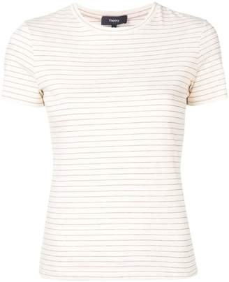 30015193cf9 Theory Striped Shirt For Women - ShopStyle
