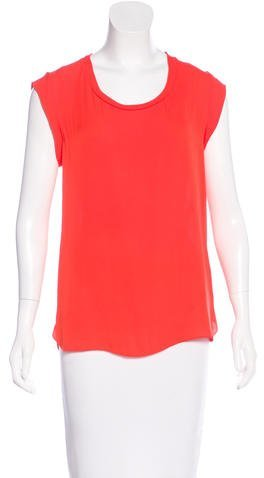 3.1 Phillip Lim 3.1 Phillip Lim Silk Sleeveless Top