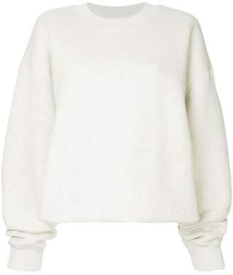 Alexander Wang soft knit sweatshirt