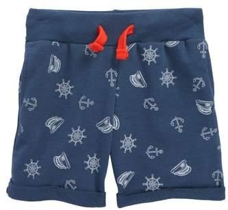 Captain Adriel Knit Shorts