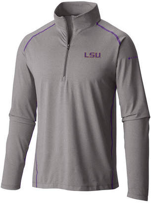 Columbia Men's Lsu Tigers Tuk Mountain Half-Zip Pullover