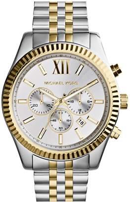 Michael Kors Large Lexington Chronograph Bracelet Watch, 45mm
