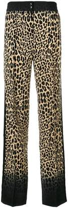 Etro leopard-print trousers