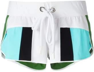 NO KA 'OI No Ka' Oi drawstring running shorts