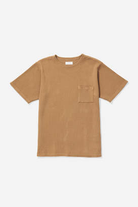 Saturdays NYC Randall Rib Short Sleeve Shirt