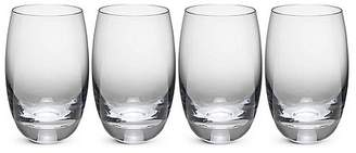 Marks and Spencer 4 Barrel High Ball Glasses
