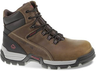 Wolverine Tarmac Men's Waterproof 6-in. Composite-Toe Work Boots