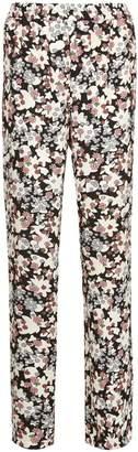 Essentiel Floral Print Trousers