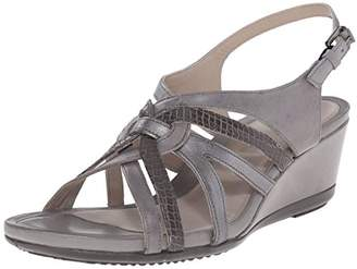 Ecco Footwear Womens Women's Touch 45 Wedge Sandal