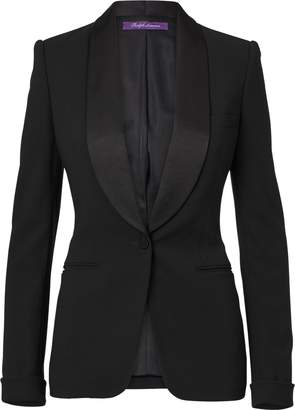 Ralph Lauren Sawyer Wool Tuxedo Jacket
