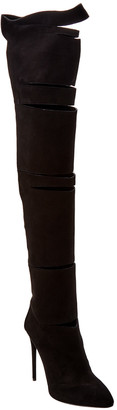 Giuseppe Zanotti Vivienne Suede Over-The-Knee Boot