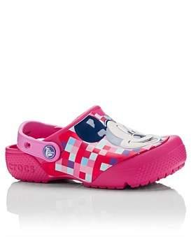 Crocs Crocsfunlab Mickey Clog Cdy Pink