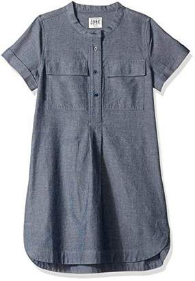 Amazon/ J. Crew Brand- LOOK by Crewcuts Girls' Shirt Dress