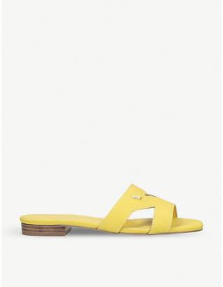Kurt Geiger London Odina cutout leather sandals