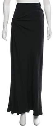 John Galliano Evening Maxi Skirt