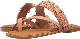 Not Rated Women's She Toe Ring Sandal