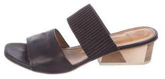 Coclico Leather Slide Sandals