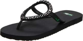 Sanuk Women's Ibiza Monaco Flip Flop Sandal