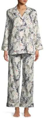 Zimmerli Met Tropical Classic Pajama Set