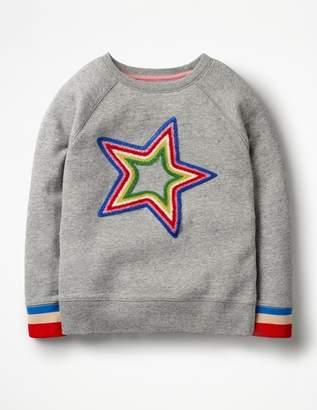 Boden Be Bold Detailed Sweatshirt