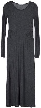 Pinko GREY Long dress