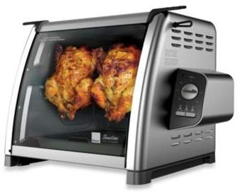 Ronco® 5500 Series Showtime Stainless Steel Rotisserie Oven